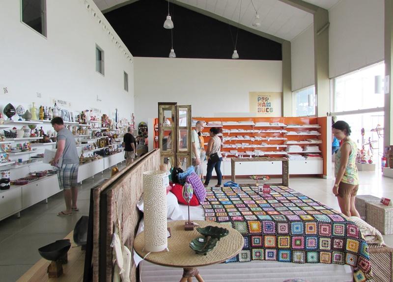 Compras e artesanatos no Recife