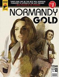 Normandy Gold Comic