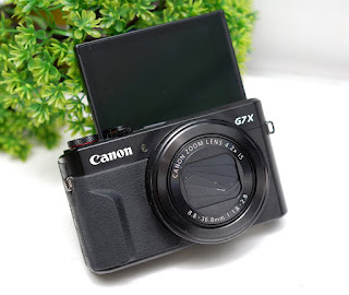 Jual Canon G7X Mark II Bekas