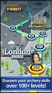 Downlaod Game Archery King V1.0.7 MOD Apk ( Unlimited Money ) r