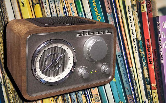 Encajar la literatura infantil y la radio es más sencillo de lo que parece