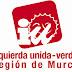 IU-VERDES ACUSA A LA COMUNIDAD AUTÓNOMA DE MANTENER ABANDONADOS A TRABAJADORES, EMPRESAS Y AUTÓNOMOS