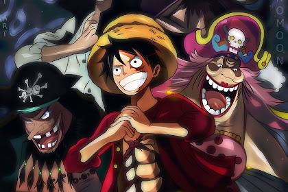 Pembahasan One Piece Chapter 957 - Bounty Para Kaisar Lautan Telah Diketahui