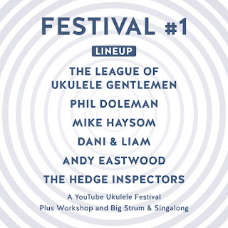 wireless ukulele festival lineup