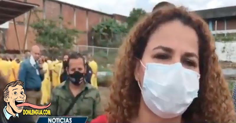 Iris Varela indicó que vació una cárcel para meter a Juan Guaidó y a los opositores