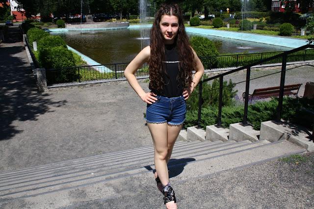 Stylizacja na ciepłe dni ♥