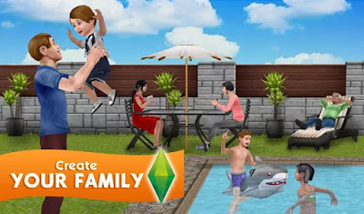 The Sims FreePlay Apk 5.22.2 (Mod Money/LP/Social Points)