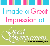 I made an impression at