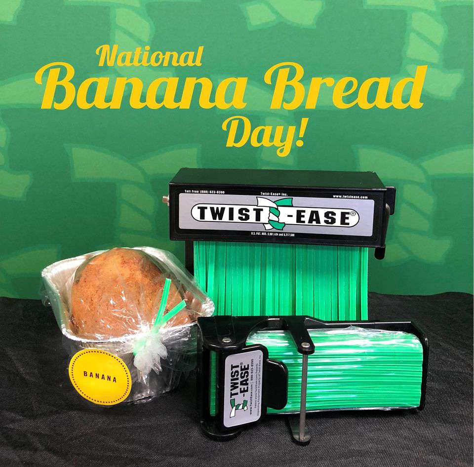 National Banana Bread Day Wishes Beautiful Image