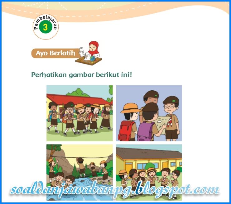 Kunci Jawaban Buku Tematik Kelas 3 Tema 8 Subtema 4 Halaman 183
