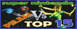 Top 15 Mejores Roms Peleas SNES - Super Nintendo