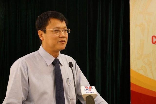 Thứ trưởng Lê Hải An là người ký quyết định kỷ luật các cán bộ có liên quan đến tiêu cực thi cử