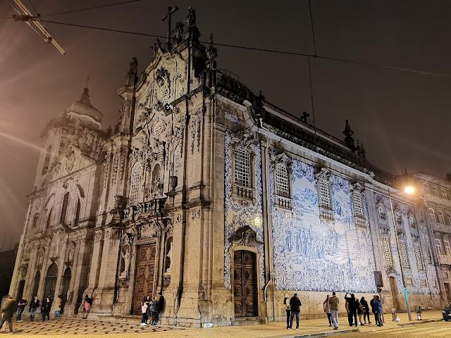 Iglesia del Carmen Oporto