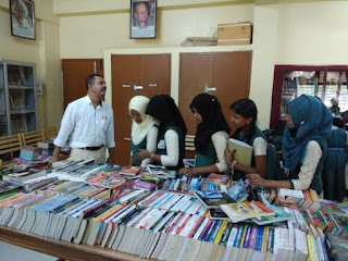 GVHSS Kanjikode Students Visited Children's Book Fair