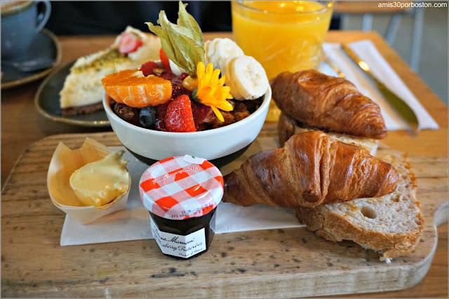 Sweet Start de la Cafetería Dignita Hoftuin en Amsterdam