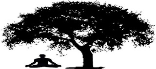 Letmesay.in image showing a person doing yoga