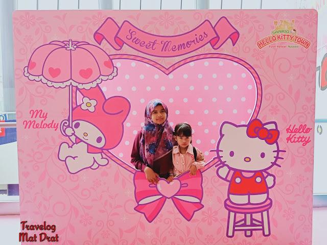 Hello Kitty & Thomas Town Johor