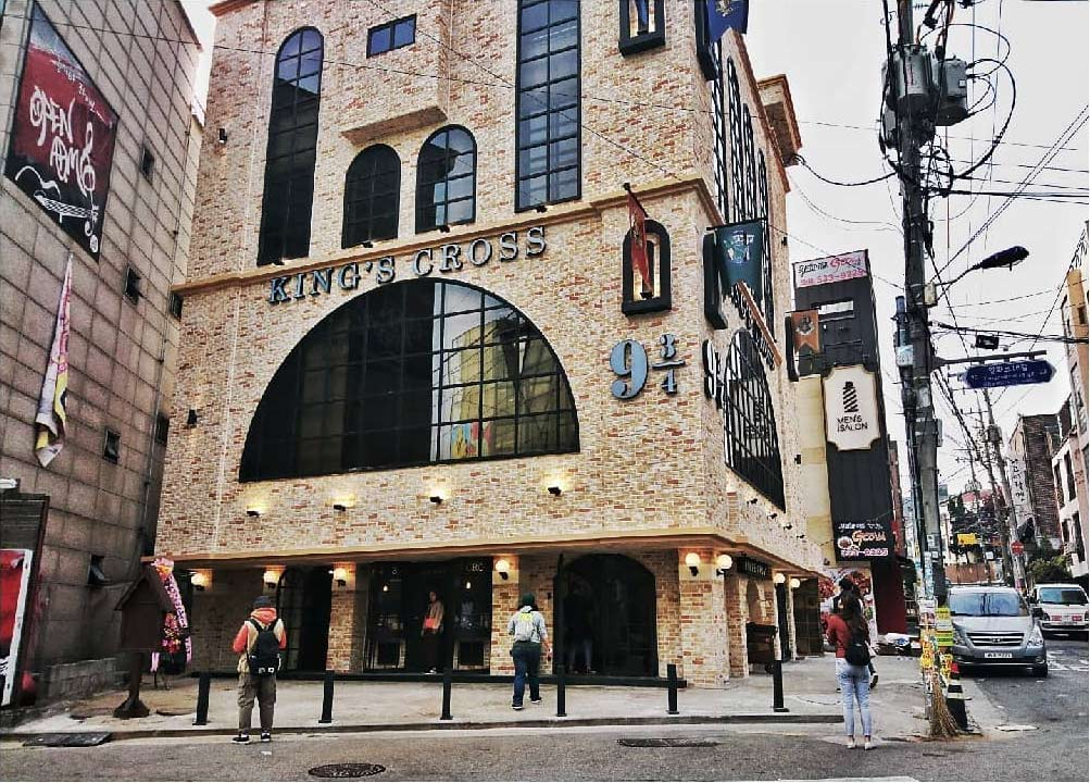 943 King's Cross Harry Potter Cafe - Why Seoul is a Perfect City to go for a Girl's Trip