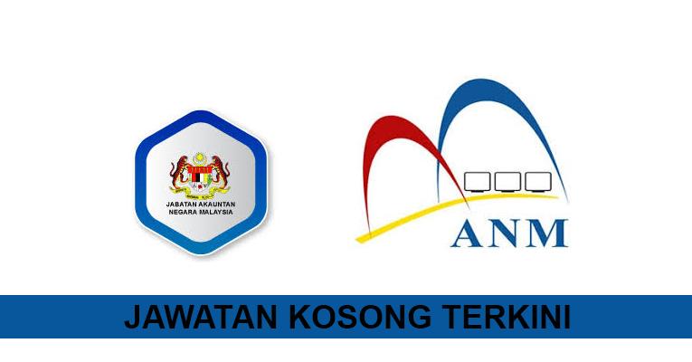 Kekosongan Terkini di Jabatan Akauntan Negara Malaysia (JANM)