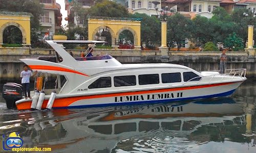 sewa lumba-lumpa speed boat dan rental kapal