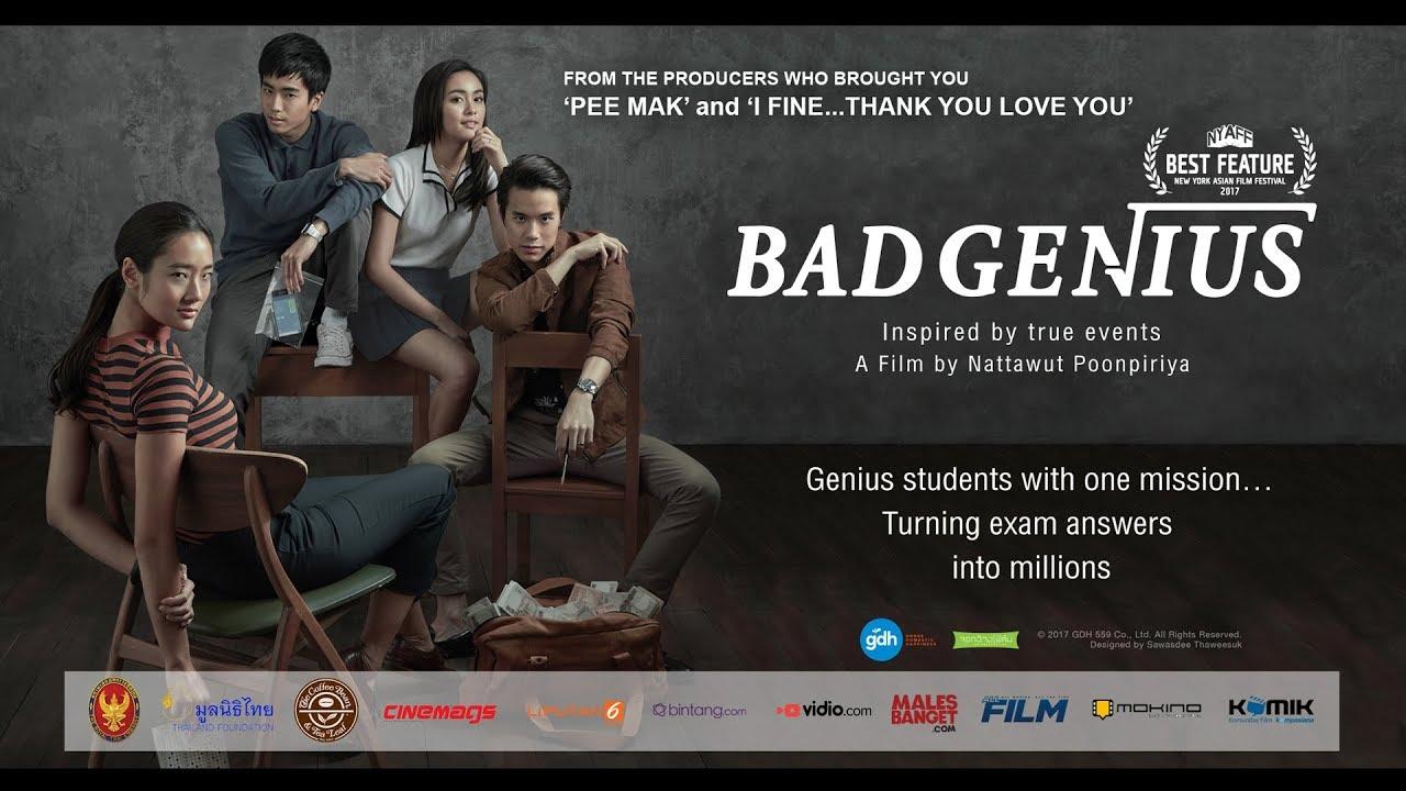 Nonton Bad Genius 2017 Film Subtitle Indonesia Streaming 720 Dominogab
