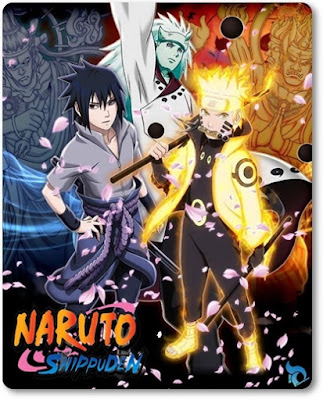 Naruto Shippuden bagian 2 (Episode 205-500)