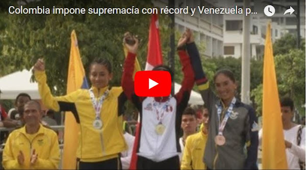 Venezuela sale derrotada en los Juegos Bolivarianos debido a la desnutrición