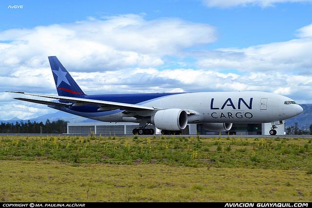 Latam Cargo Quito Ecuador