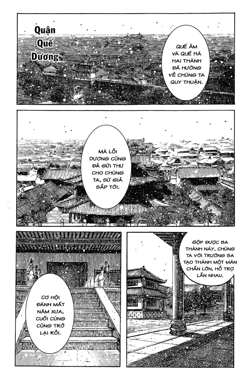 Hỏa phụng liêu nguyên Chương 446: Hủ mộc tàng trùng [Remake] trang 16