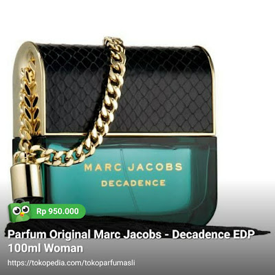 toko parfum asli parfum original marc jacobs decadence edp 100ml woman