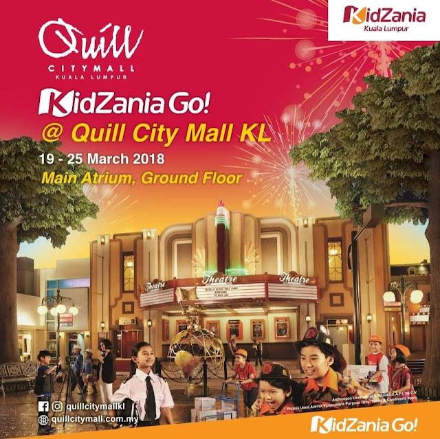 KidZania Go! @ Quill City Mall Kuala Lumpur, KidZania Go!, Quill City Mall Kuala Lumpur, KidZania,