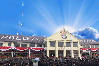 Kapolri Mutasi Kapolda Lampung