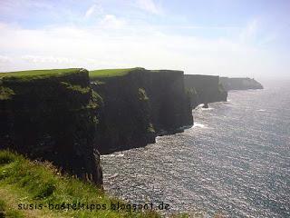 Cliffs of Moher, Ireland, Foto von unabh. Stampin' Up! Demonstratorin in Coburg