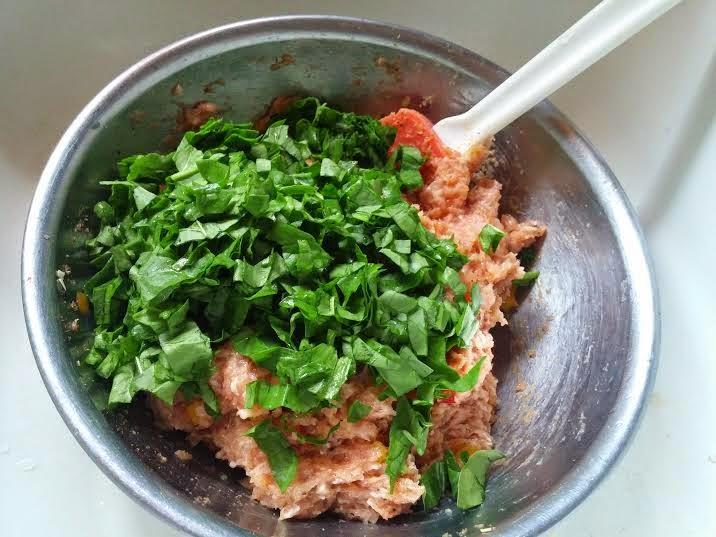 ground chicken mini meatloaf recipe
