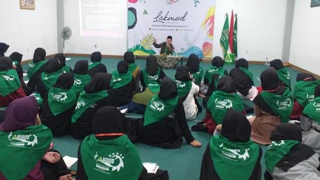 IPPNU Bandung Barat Ajak Kader Melek Revolusi Industri 4.0