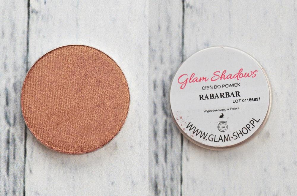 GlamShadows - Rabarbar, glamshop.pl