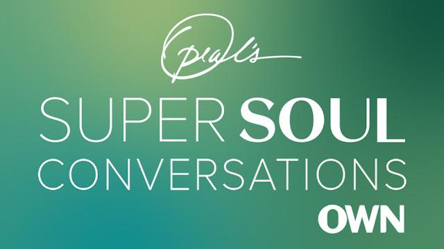 Oprah Winfrey host 'Oprah's Super Soul Conversations' Live at the Apollo
