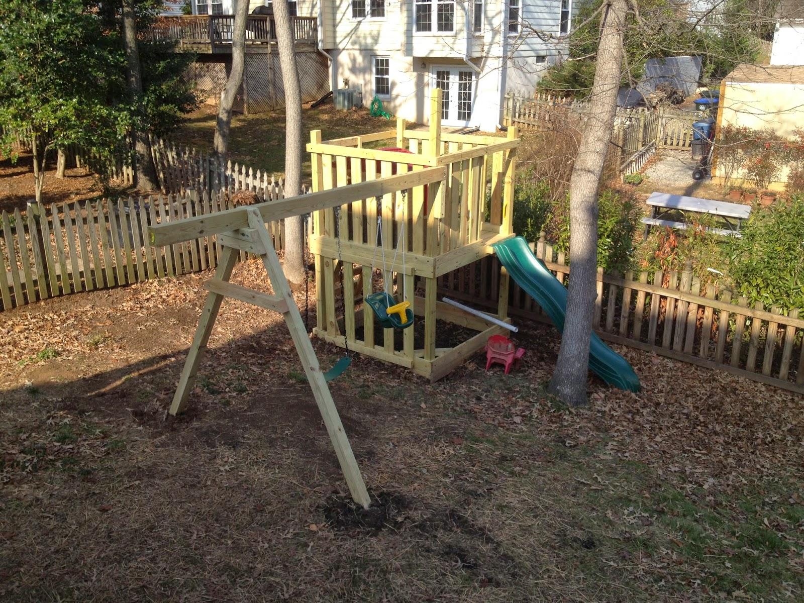 Using Smart Stuff To Do Dumb Things Building A Playground Without Spending A Fortune Part 4