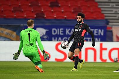ملخص واهداف مباراة ليفربول ولايبزيج (2-0) دوري ابطال اوروبا