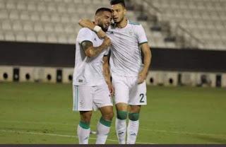 فيديو - ملخص فوز الجزائر وديا امام نيجيريا