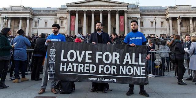 Muslim Inggris Sukses Lakukan Penggalangan Dana Korban Terror. SALUT!