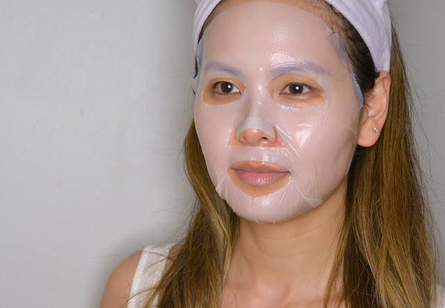 Steambase Manuka Honey Propolis Perfect Shield Mask Selfie