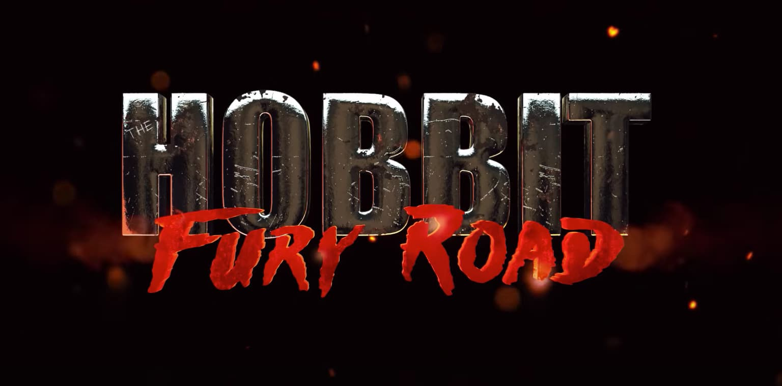 THE HOBBIT: Fury Road | Re-Invented Trailer | So hast du beide Filme noch nie gesehen