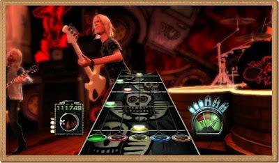 Guitar Hero Aerosmith PC Games Gameplay