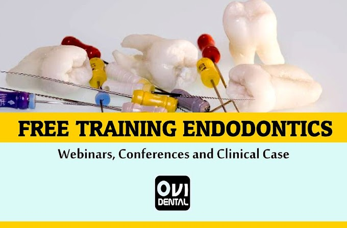 DENTAL TRAINING: Over 25 ENDODONTICS videos including FREE Webinars, Conferences and Clinical Cases to share