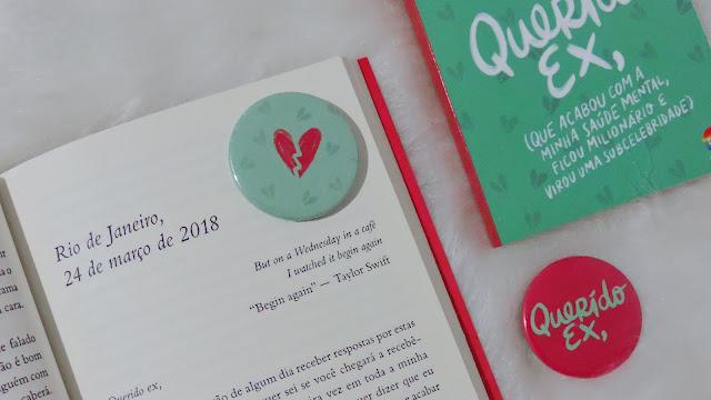 Resenha | Querido Ex, um livro que queria ter gostado mais