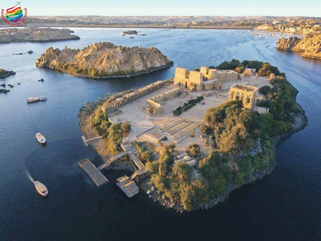 Philae Island - Aswan