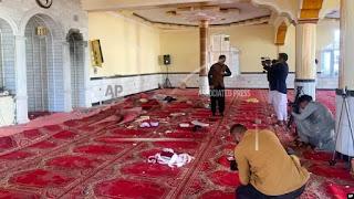 12 Tewas dalam Ledakan di Masjid Kabul