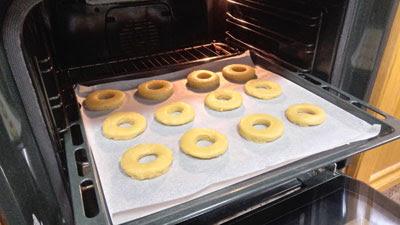 metemos en el horno