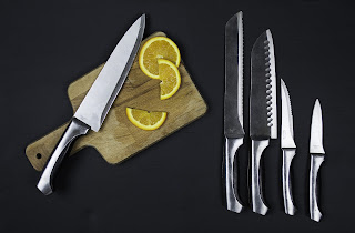 Cutting Tools And Types of knives Used In Kitchen